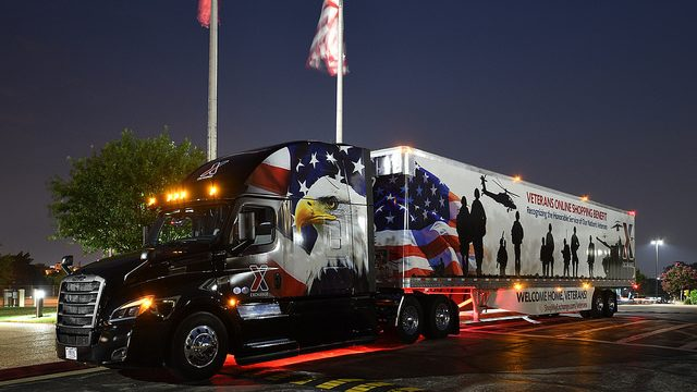 Exchange Drives Away With People's Choice Prize at Great American Trucking Show