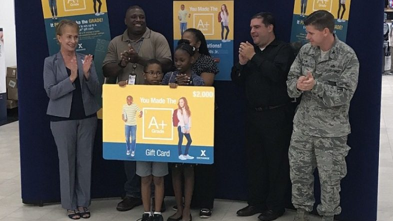 You Made the Grade $2,000 Winner Joint Base Charleston