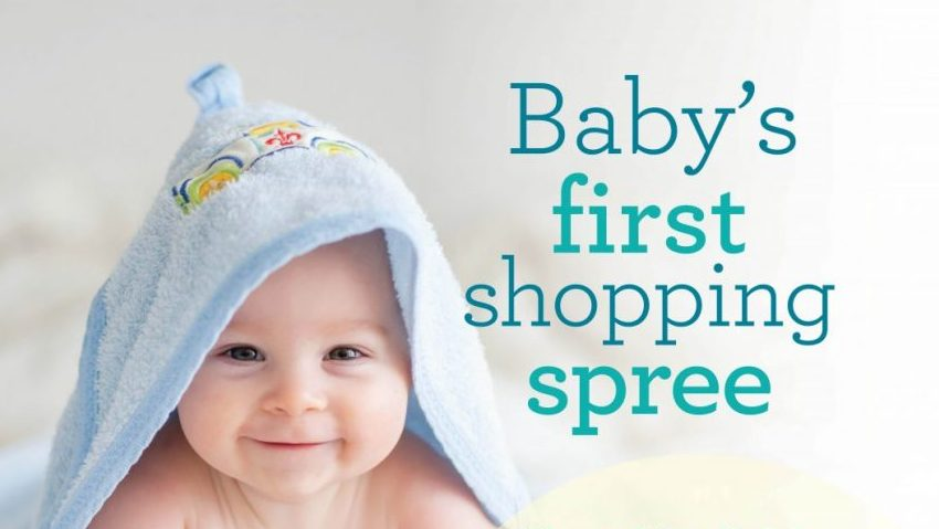 Oh Baby! Exchange Giving Away $500 Gift Card in Baby's First Shopping Spree