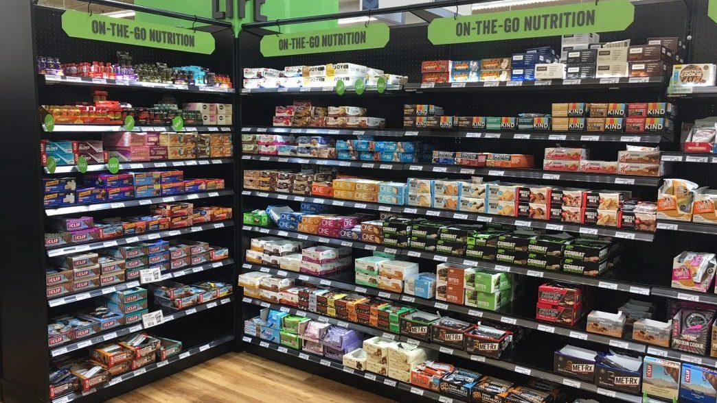 In Store Nutrition Shop - Ft. Hood