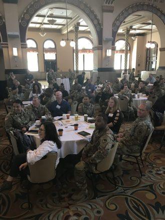AAFES attends BOSS Symposium