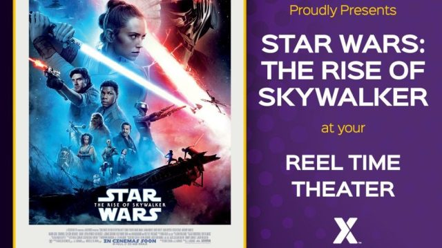10 000 Deployed Troops To See Star Wars The Rise Of Skywalker For Free Thanks To Army Air Force Exchange Service And The Walt Disney Studios The Exchange Newsroom