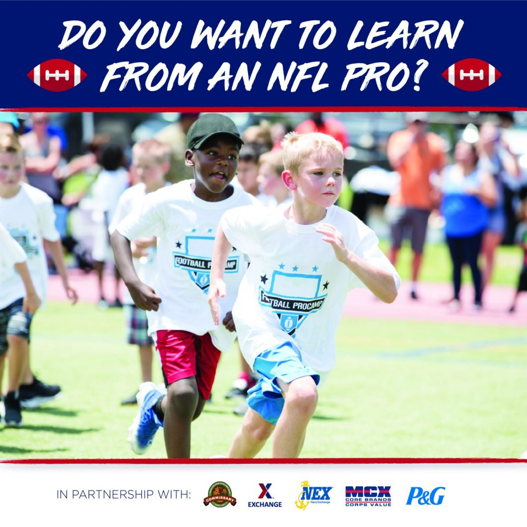 PG Learn from NFL Pros