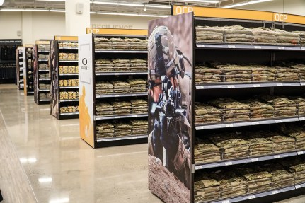 For the first time in four decades, the MILITARY STAR® credit card program—administered by the Army & Air Force Exchange Service—is raising the credit limit on its Military Clothing Plan.