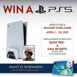 MilStar Playstation 5 Giveaway