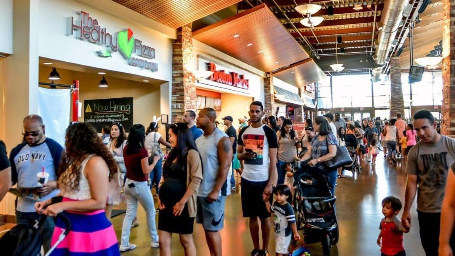 2017-Fort Bliss-Food Court-1