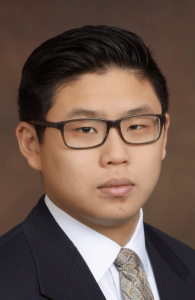 2018 AREA Scholarship Winner - Abram Qiu, son of Haibo Qiu and Lihua Ju, received the top scholarship of $5,000 for outstanding academic achievement and community involvement.