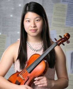 2018 AREA Scholarship Winner - Hannah Lei, daughter of I-Chen Chen and Michael Lei, received one of two $5,000 scholarships awarded.
