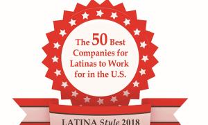 Top 50 Latina logo
