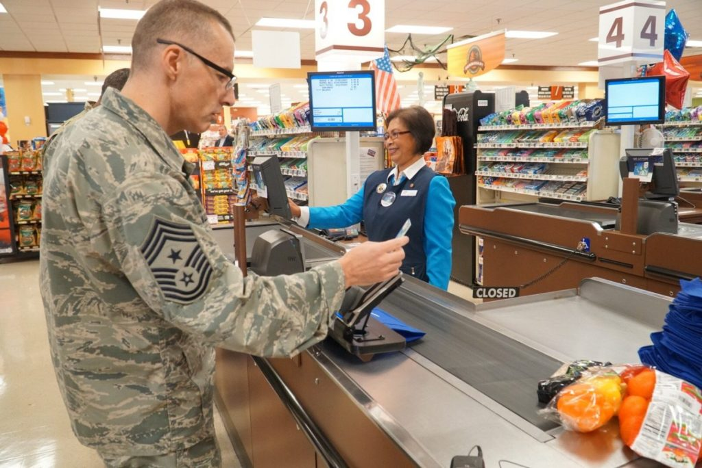 The Exchange Credit Program continued to intensify MILITARY STAR in 2018, completing the rollout of the card's acceptance at all commissaries worldwide last November.