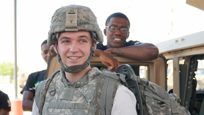A professional gamer experiences life as a Soldier at Fort Bliss.