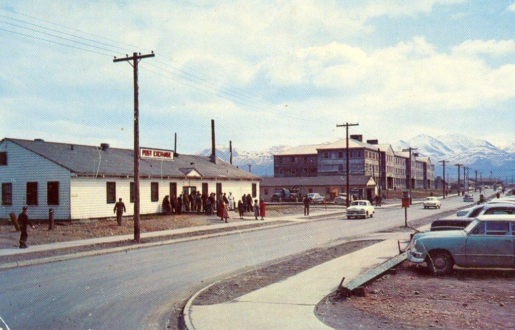 Elmendorf AFB, early 1960s, now known as Joint Base Elmendorf-Richardson