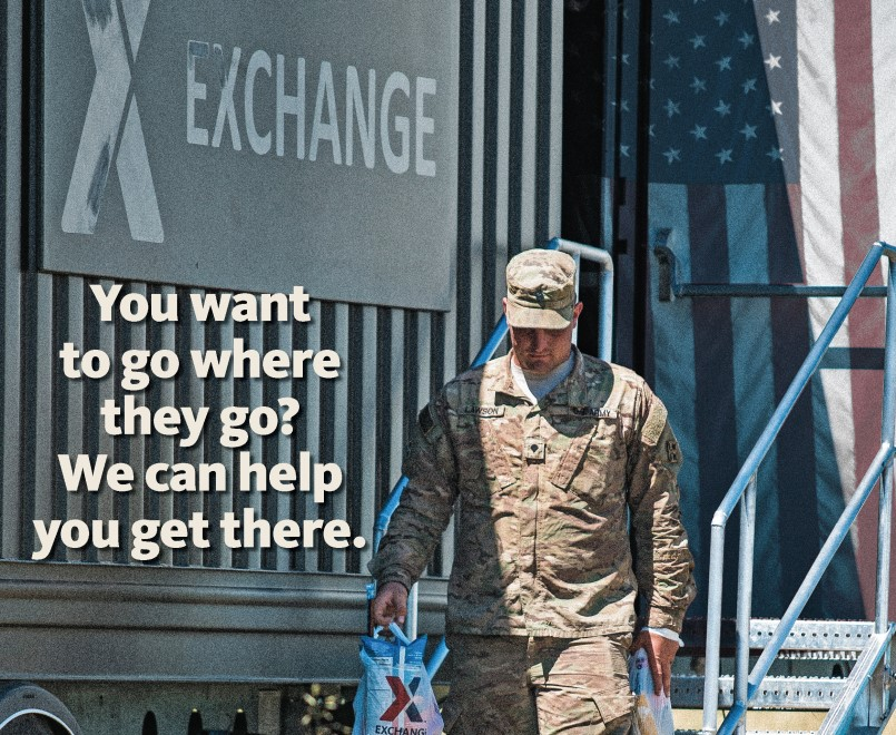 We can help you get there (deployment)