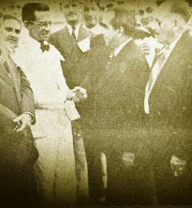Harmodio fue anfitrión en el homenaje a su madre en 1940