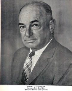El gobernador Fleming