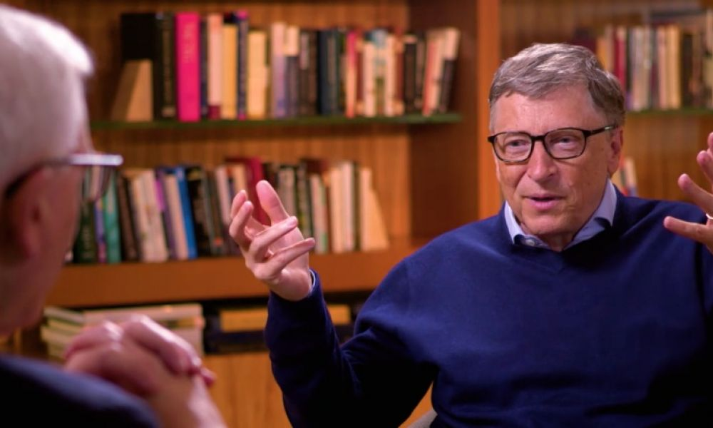 Bill Gates discusses 'maniacal' early days at Microsoft, being...