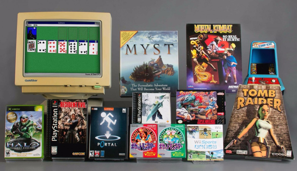 Donkey Kong, Final Fantasy VII, Halo among Video Game Hall of Fame finalists