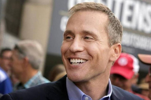 Greitens says he isn`t responsible for attack ads against Sen....