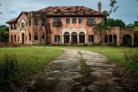 Inside a Real-Life Miss Havisham Mansion For Sale