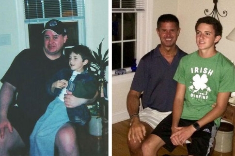 Losing weight with chronic pain: Tom`s story