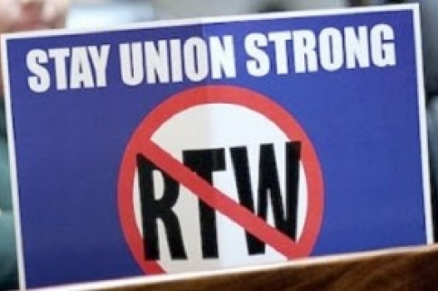 'Right-to-work' referendum approved by Secretary of State