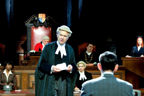 WITNESS FOR THE PROSECUTION - County Hall ★★★★★