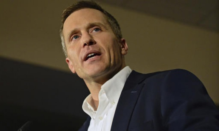 Governor accuses Missouri auditor of political stunt for issuing...