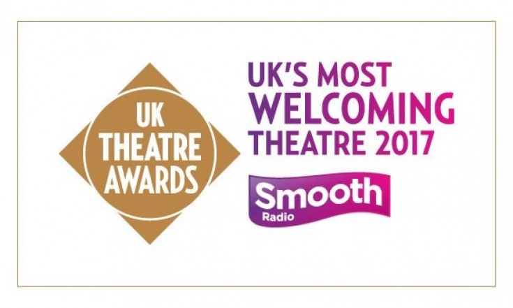 UK Theatre Awards announce 12 most welcoming theatre winners