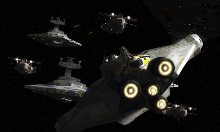 Where things stand after Star Wars Rebels` 3rd season