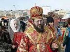 Episcopul Diomid de Anadyr si Chukotka