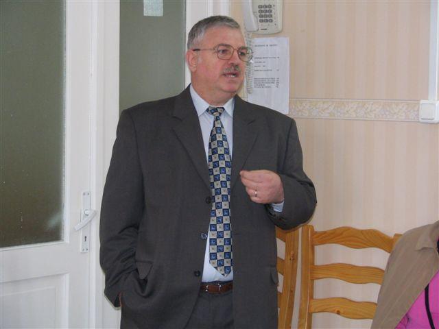 Adrian Olariu - presedintele fundatiei Osana, Constanta