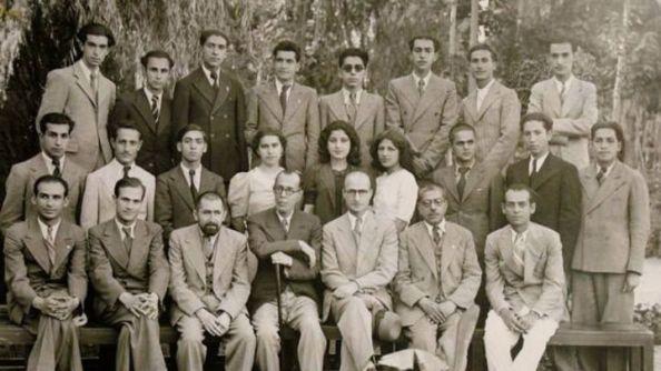 اولین کنگره نویسندگان ایران