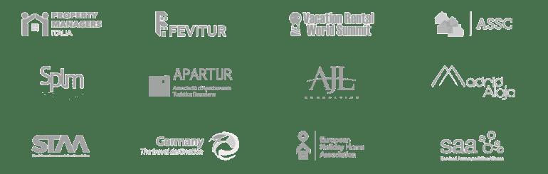 PM Associations Logos