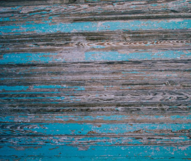 Free Stock Photo Reclaimed Wood Blue Brown Board
