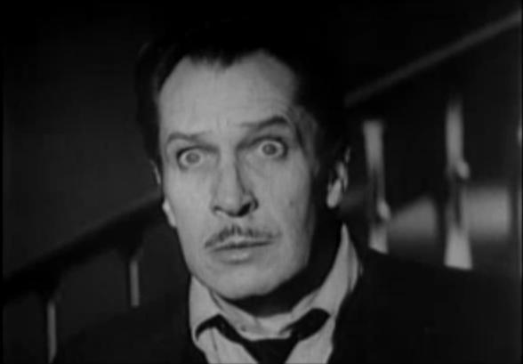 LAST MAN ON EARTH with Vincent Price 1964 HD