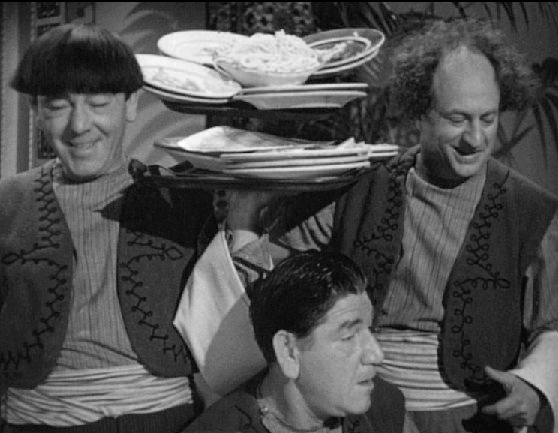 Three Stooges: Malice In The Palace