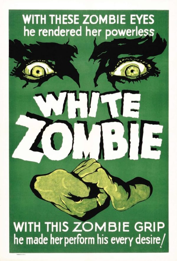 White Zombie (full movie)