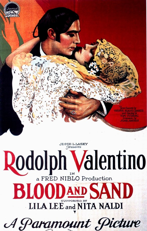 Blood and Sand (1922 film)