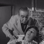 Ed Wood's Bride of the Monster, 1955 starring Bela Lugosi