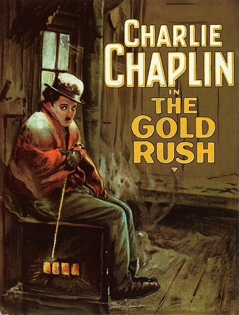 The Gold Rush, 1925 by Charlie Chaplin