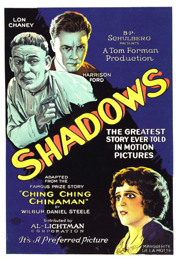 Shadows (1922 film)