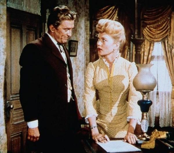 The Big Trees, 1952 Western film starring Kirk Douglas