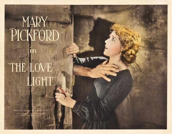 The Love Light, 1921