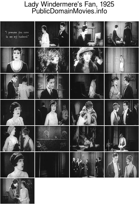 Lady Windermere's Fan, 1925 film