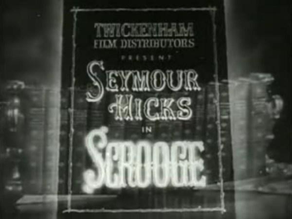Scrooge, 1935