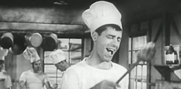 At War with the Army, 1950 starring Dean Martin and Jerry Lewis