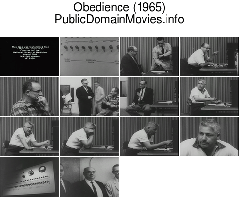 Obedience (1965)
