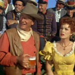 McLintock!, 1963 starring John Wayne and Maureen O'Hara