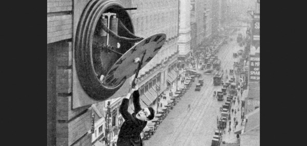 Safety Last!, 1923 film starring Harold Lloyd