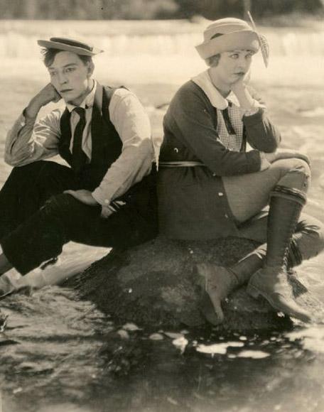 The Balloonatic, 1923 starring Buster Keaton